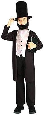 Forum Novelties Abraham Lincoln Costumes Small