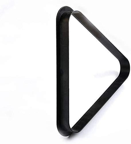 GEREP 57.2mm,Dreieck Billard Ball Rack 15 Bälle, stark,Billard-Triangel wasserdicht und leicht zu reinigen