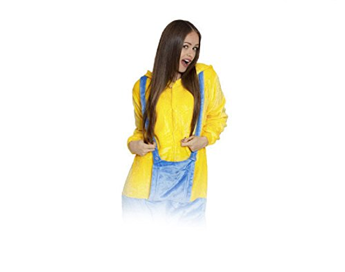 Onesie Minions M Große Cosplay Kostüme Pyjama Erwachsene