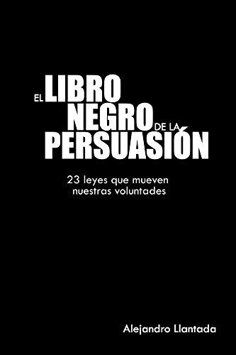El libro negro de la persuasión (Caminos nº 1) eBook: Llantada, Alejandro: Amazon.es: Tienda Kindle