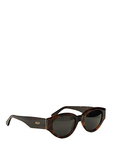 Gafas de sol Retrosuperfuture XKP Drew Mama Classic Havana Gafas de sol unisex color Havana gris tamaño de lente 53 mm