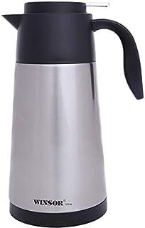 Winsor ULitera Vacuum Flask, 1.9 Liter - Black [WR51204]