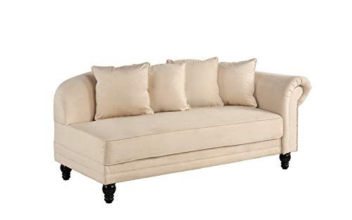 Sofamania-Large-Classic-Velvet-Fabric-Living-Room-Chaise-Lounge-with-Nailhead-Trim
