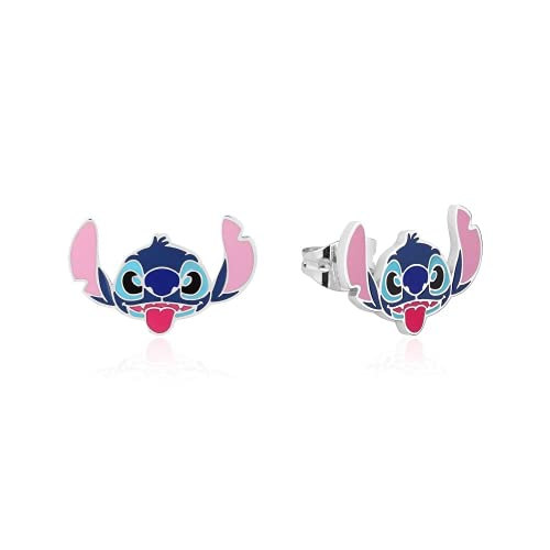 Disney Couture Kingdom Essential Lilo & Stitch Stud Pendientes