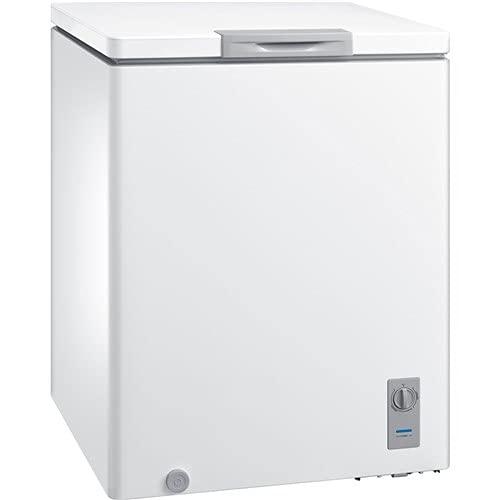 Midea MRC05M4AWW Chest Freezer, 5.0 Cubic Feet, White