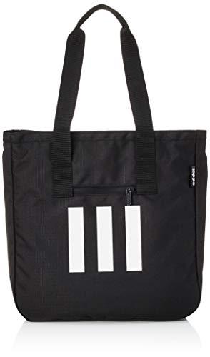 adidas Damen 3s Tote W Bag, Noir/Noir/Blanc, Einheitsgröße