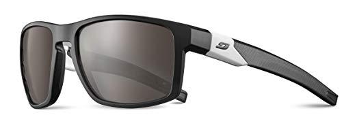 Julbo Stream Sonnenbrille für Herren, schwarz/weiß, groß