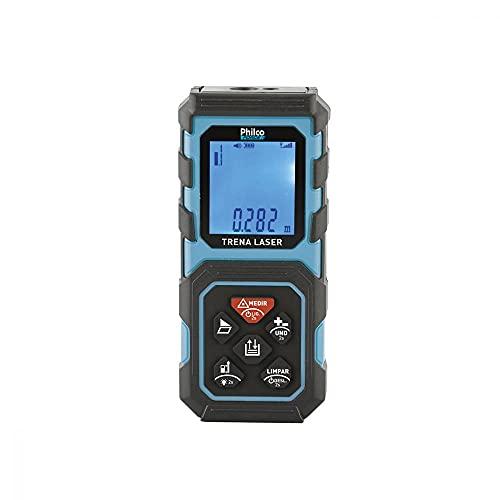 Trena Laser Philco Force c/memória e calculadora PTL01