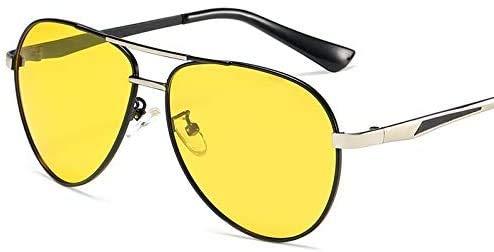 Squash bril Retro gepolariseerde spiegel Drive Bijzondere zonnebril for UV-bescherming Outdoor bril (Color : F)