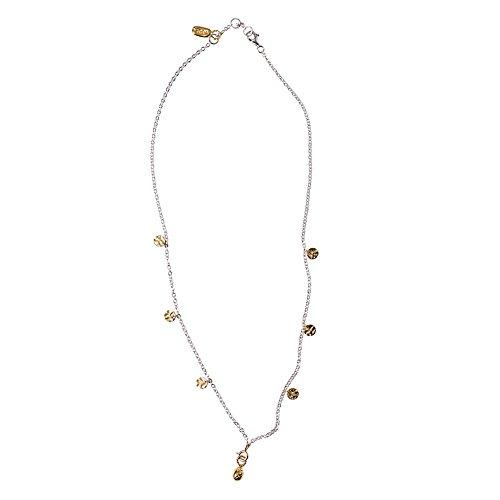 NOOSA RELIC Halskette RUNEN gold