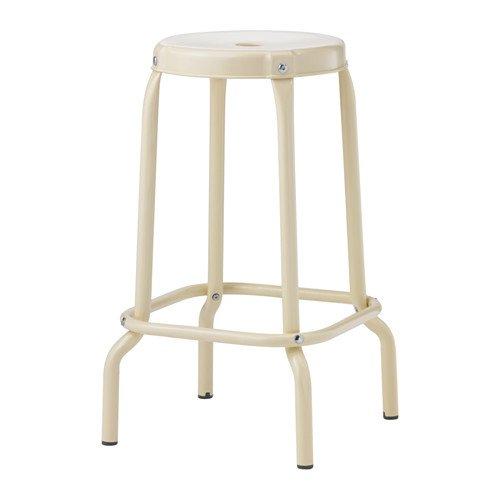 IKEA(イケア) RASKOG バースツール, ベージュ (10308396)