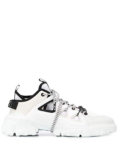 Luxury Fashion | Mcq By Alexander Mcqueen Heren 599097R26781065 Wit Leer Sneakers | Lente-zomer 20