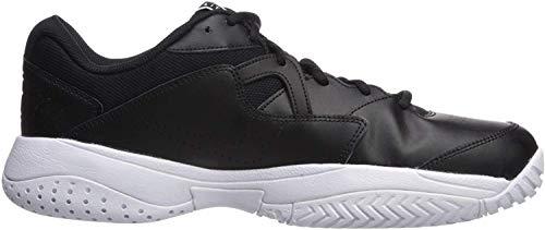 Nike Men's Court Lite 2 Black White Tennis Shoes- 7 UK (41 EU) (8 US) (AR8836-001)