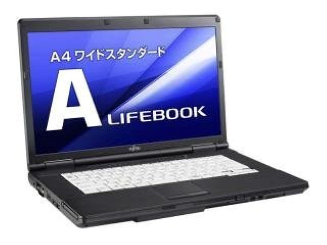 マサッチョ問い合わせる苦痛中古 FUJITSU ノートパソコン A561 Windows10 搭載 第二世代Core i5搭載 メモリー4GB搭載 新品SSD120GB搭載 W-LAN搭載 15型ワイド DVD-ROM搭載