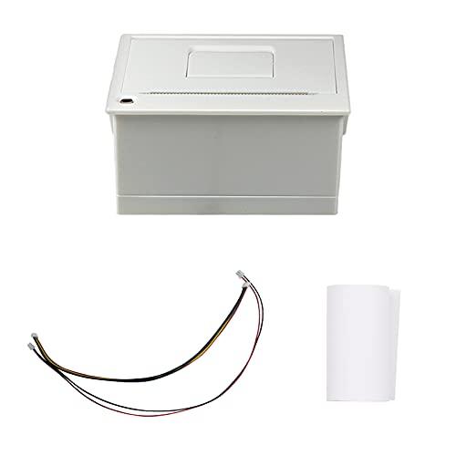 Docooler Mi-ni 58mm Módulo de Impresora Térmica Incorporada POS Recibo Ticket Impresora de Código de Barras Soporte ESC/POS Comando de Impresión con Interfaz USB / RS232 / TTL