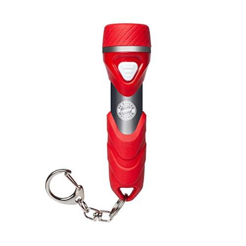 VARTA FC Bayern München Key Chain mit Schlüsselanhänger inkl. 1x AAA Batterie, ganz einfach am Schlüssel befestigen, stoßfest, ideal für den Alltag