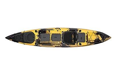 MK07 Malibu Kayaks x-Factor 14' Fishing Kayak, Solar Camo by Malibu Kayaks