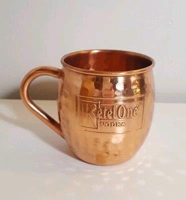 Ketel One Hammered Copper Mule Mug by Ketel One
