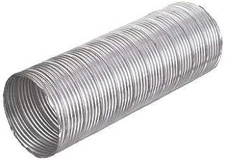 "Gulf o Flex Semi-Rigid Aluminium Flexible Duct - 4"""