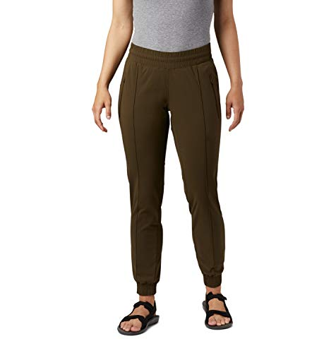 Columbia Buck Mountain - Pantalon de Randonnée - Femme - Vert (Olive Green) - 36 / 4 Régulier