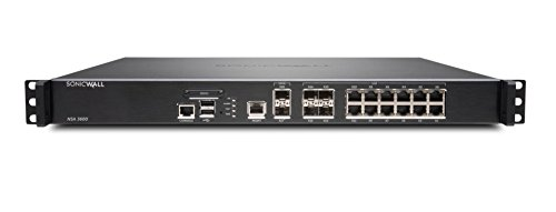 Dell sonicwall - Sonicwall NSA 3600 Secure upg