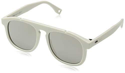 Fendi zonnebril FF M0014/S KB7/UE groot zonnebril 54, wit