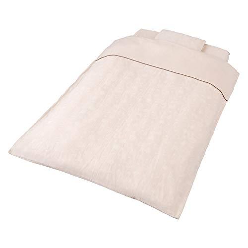 アイリスプラザベビー布団11点セットオーガニックコットンホワイト105×130cm