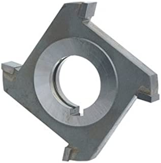 1-1//4 Arbor Hole 1 Width Milling Cutter 8 Diameter 12 Straight Teeth USA Made 56947 Carbide Tipped