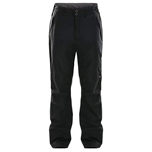 Haglöfs Regenhose Herren Regenhose Vandra Wasserdicht, Winddicht, Atmungsaktiv True Black XL XL - Empty for carryovers -