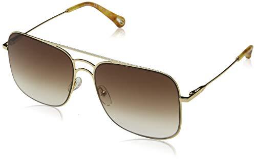Chloè Ce140s Montures de lunettes, Marron (Gold/Brown Lens), 58 Femme