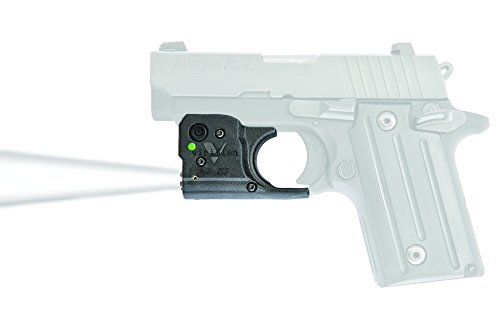 Viridian Reactor TL Tactical Pistol and Handgun Light, Radiance Lighting, w/Instant-ON Holster (Ruger LC9s/LC380)