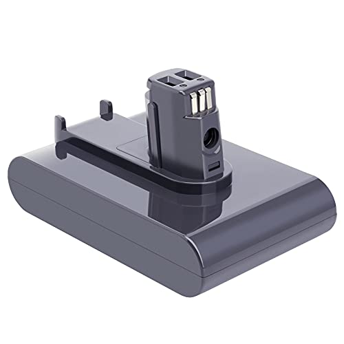 Biswaye 22.2V Replacement Battery DC35 for Dyson Type A Battery DC31 DC34 DC35 DC44 DC45 (Not Fit Type B, DC44 MK2) 917083-01 Handheld Vacuum
