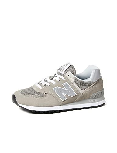 New Balance Męskie Tenisówki 574v2 Core Sneaker, Szary, 40 EU