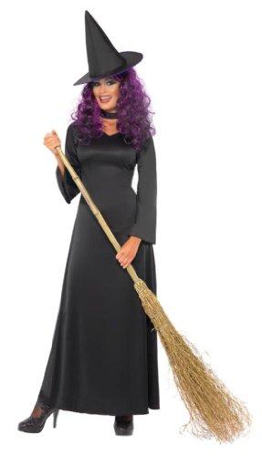 Générique - 354361 - Sorcière - Adulte Costume De Déguisement Halloween