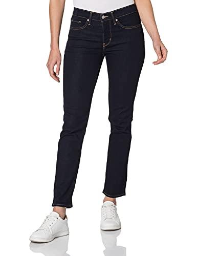 Levi's 312 Shaping Slim Jeans, Darkest Sky, 29W / 30L para Mujer