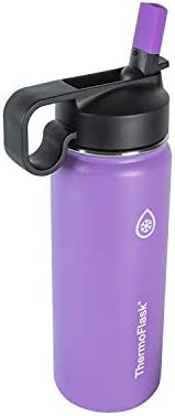 Thermoflask Double Stainless Steel Insulated Water Bottle 18 oz Plum product image
