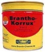 Brantho Korrux 3 In 1 0 75 L 3009 Rotbraun 23 33 Eur L Baumarkt