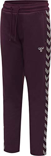 Hummel Kinder Trainingshose Kick Pants 202884 BlackBerry Wine 140