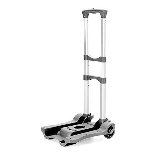 Universele Rolling Cart en Organizer Tas Set Bewegende Cart Leraar Cart Rolling Cart met Handvat Vouwen Plat tot 3 inch Auto A