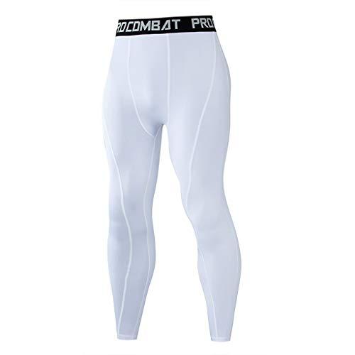Yowablo Arbeitsschutzhose Berufsbekleidung Jeanshose Schlupfjeans Overall Jumpsuit Trainingsanzug Trainingshose Jogpants Sportanzug Jogginganzug (M,3- Weiß)