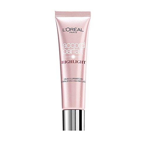 L'Oréal Paris Accord Parfait Highlight Enlumineur liquide 301.R Eclat Rosé
