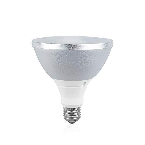 Bonlux 20W PAR38 LED Lampe E27 Strahler Warmweiß 3000K 220V mit COB LED Hell Flutlicht 36° Abstrahlwinkel Ersatz zu 150-200W Halogenlampe im Büro, Hotel, Laden, Ausstellungsraum(Nicht Dimmbar)