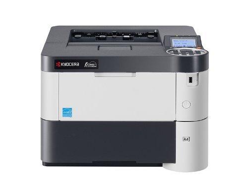 Kyocera FS-2100DN/KL3 Monolaserdrucker mit 3 Jahre KyoLife (1200x1200dpi, 2x USB 2.0) grau/anthrazit (Zertifiziert und Generalüberholt)