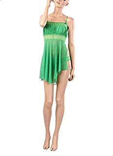 Top Secret Babydoll For Women - Green