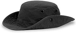 tilley snap up hat