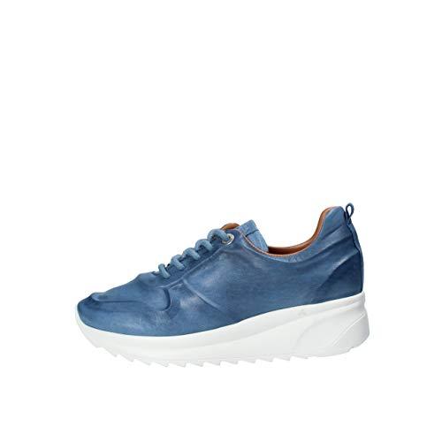 CARMELA Zapatilla CAR067143 para Mujer Azul 39