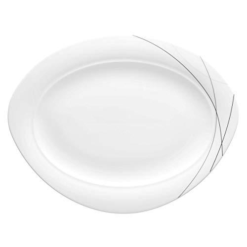 Seltmann Weiden 1.69699 Platte oval 35 cm, Trio Highline