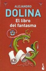 LIBRO DEL FANTASMA Tapa Roja Booket par Dolina A.