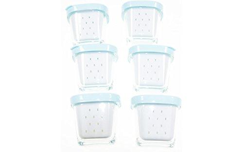 Seb - Pot Complet Par 6 - Xf100101 Pour Pieces Preparation Culinaire Petit Electromenager