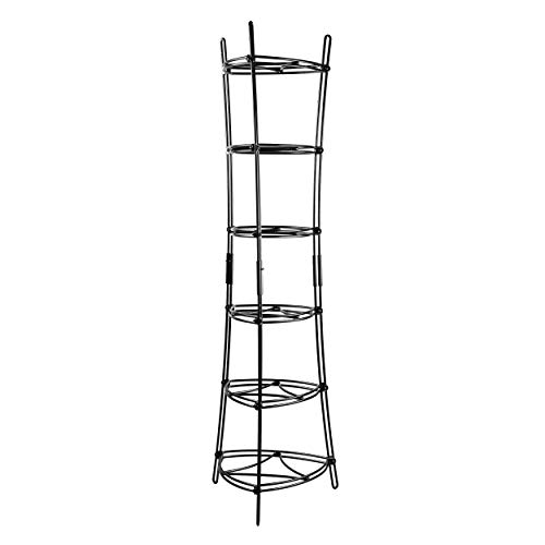 Lodge AW6T Cookware Storage Tower Black